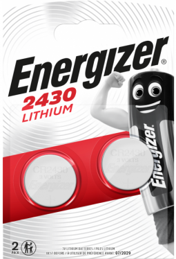 Energizer Knopfzelle CR 2430