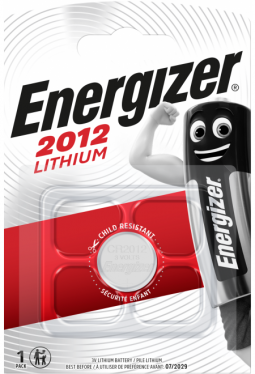 Energizer Knopfzelle CR 2012