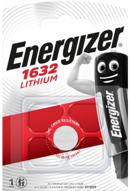 Energizer Knopfzelle CR 1632